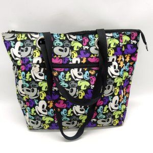 Disney Mickey Mouse Faces Pop Art Tote